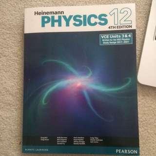 Heinemann Physics Textbook