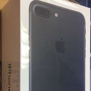 Sealed iPhone 7 Plus 256G Black