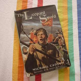 The Leopard Sword (Crusader Trilogy #2) by Michael Cadnum