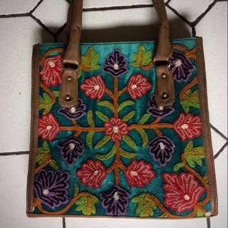 Handwoven Kashmiri Bag