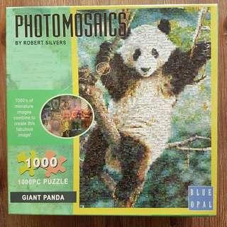 Photomosaics 1000pc Puzzle