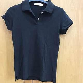 Giordano Black Polo Shirt