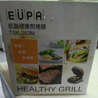 EUPA低脂健康煎烤器