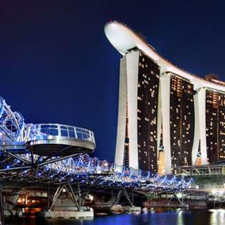 28th Feb (1 night) at MBS Hotel Room Staycation @SGD300