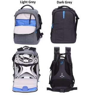 Drone Backpack Bag Specially Designed For DJI Phantom 3 and 4 Series. Also Suitable For Similar Drone & Camera (Brand New)