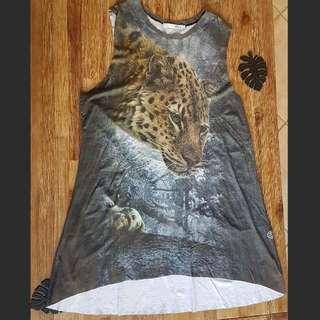 Stussy Shirt Dress Size S