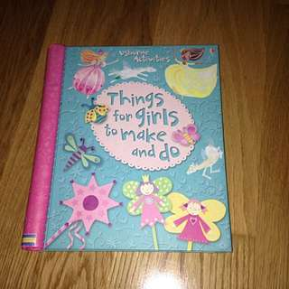Things For Girls To Make And Do (book)