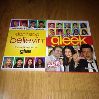 Unofficial Guide To Glee Books
