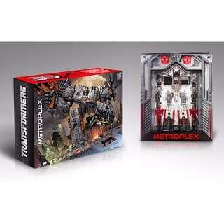 BNIB Sealed Transformers Metroplex