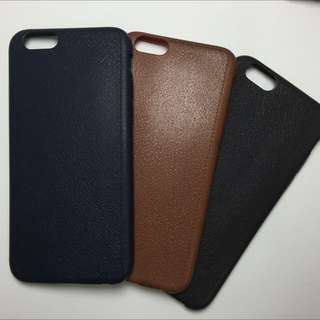 Leather casing iPhone 6/6s