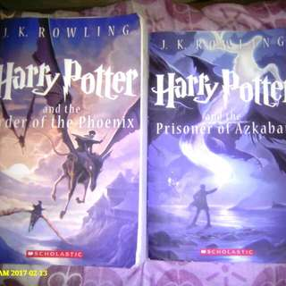 Harry Potter's Book