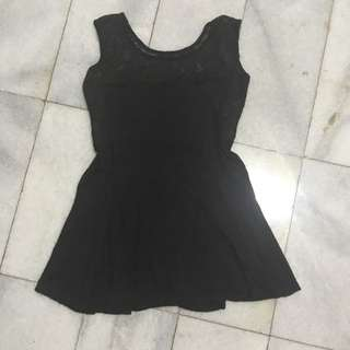 Bodycon Dress Hitam