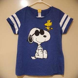 Jay Jays Snoopy T Shirt