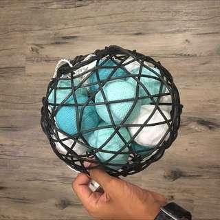 Rotan Basket Light