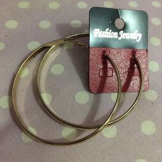 Anting Fashion Gold