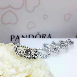 My Princess Tiara Pandora Ring