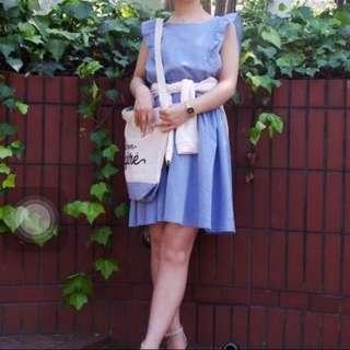 日牌 OLIVE des OLIVE 小洋裝 (附包)
