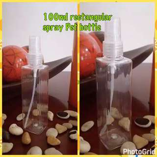 Spray Pet bottle