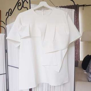 [NEW] Nabo - Vici White Top - Free Size