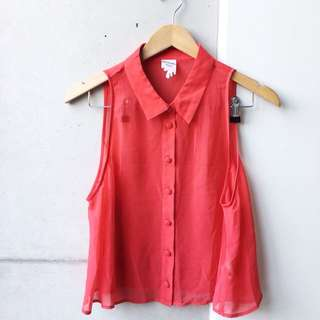 Red Lady's Top
