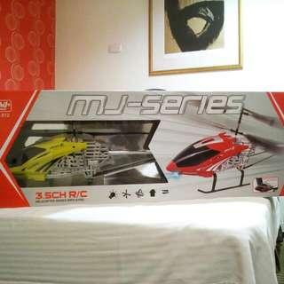 (MJ-SERIES 812)大型遙控直升機