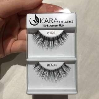 Eyelashes #523