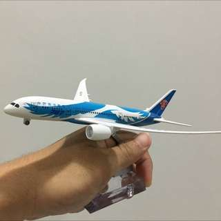 Brand New China Southern Boeing 787-800 Aircraft Model (Metal)