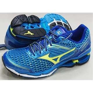 美津濃慢跑鞋 MIZUNO WAVE CREATION 17 ( J1GC151847 ) 型號26.5                                                                                                              純賣鞋,沒有缺鞋所以沒再交流!