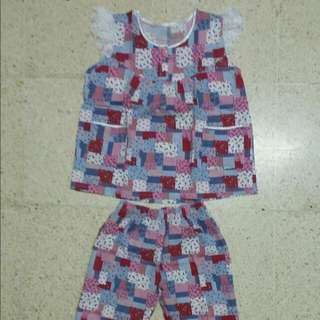 Lace Pj's (3-4years)