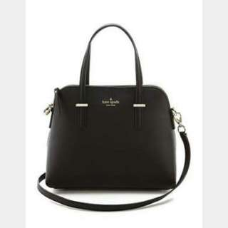 Kate Spade Cedar Street Maise Black Medium