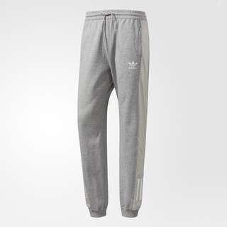 Adidas 縮口褲 灰