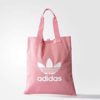 Adidas 三葉草 托特包