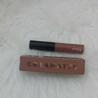 Emina Creamatte Shade 01 Chocolava