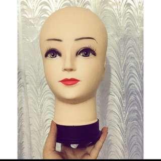 Head Mannequin Set