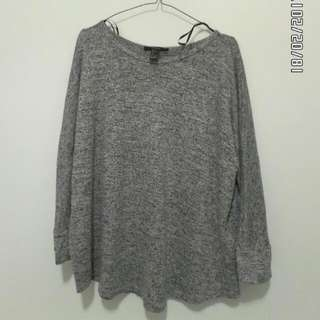 Forever21 - grey knit batwing