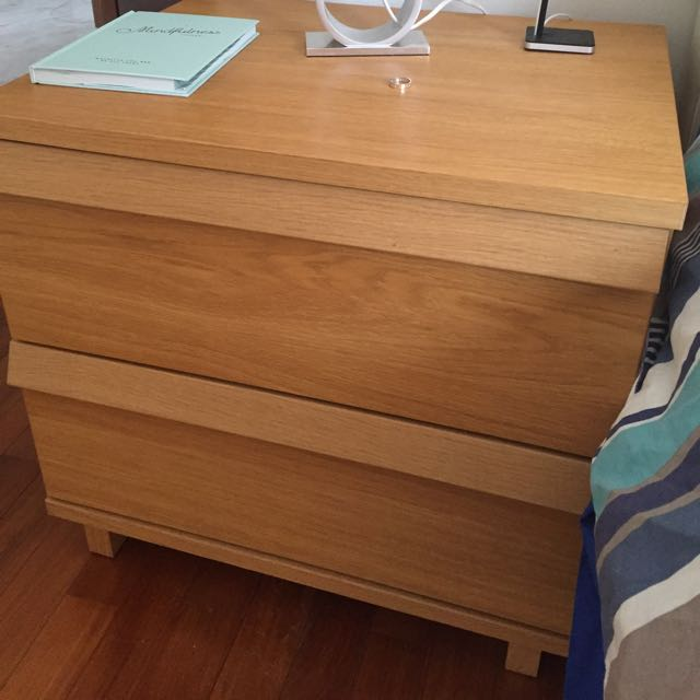 2 IKEA Oppland Chest Of Drawere