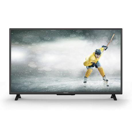 "40"" Smart TV (Netflix and YouTube)"