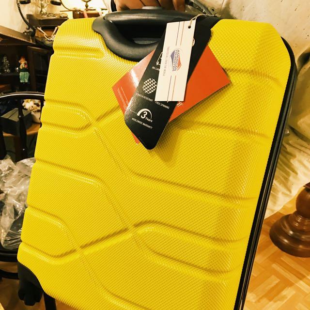 全新美國旅行者大黃蜂行李箱