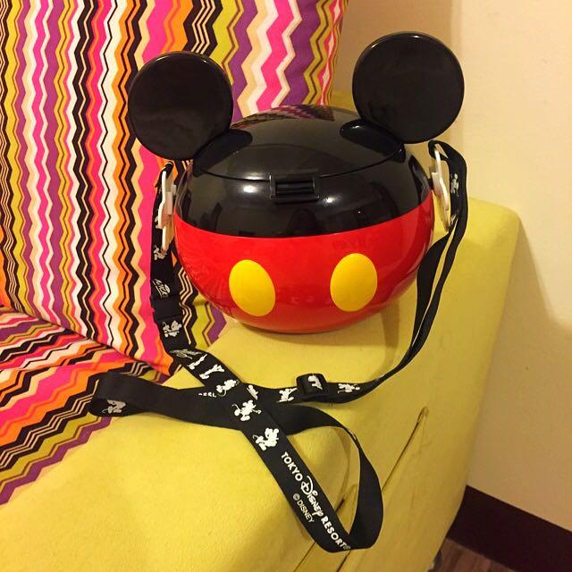 東京迪士尼米奇爆米花桶 #告別舊愛不愛就賣