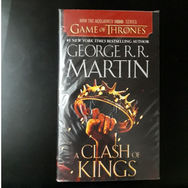 A Clash of Kings (Game of Thrones #2)