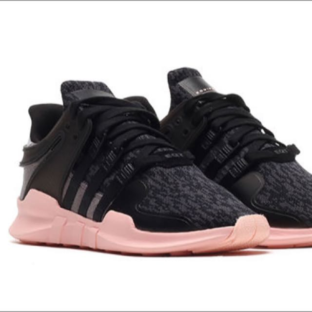 huge selection of 21114 91295 Adidas EQT Support Adv Women Black/Pink