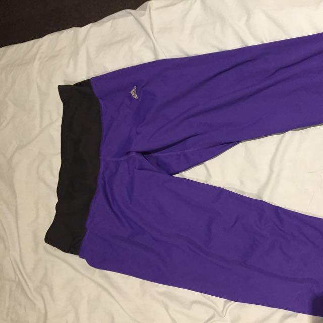 Adidas 3/4 Technifit Leggings
