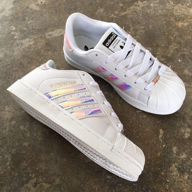 ADIDAS Superstar Rainbow 4ba22aea163f