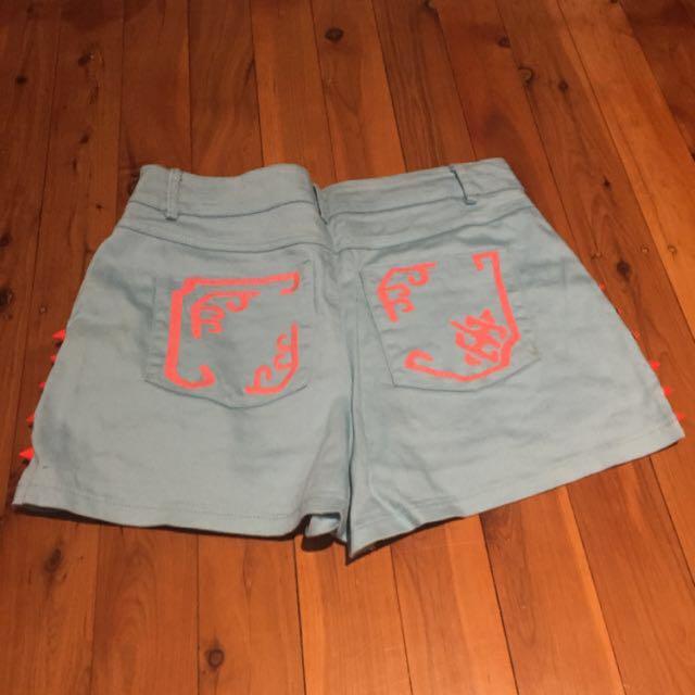 Angel Biba Shorts