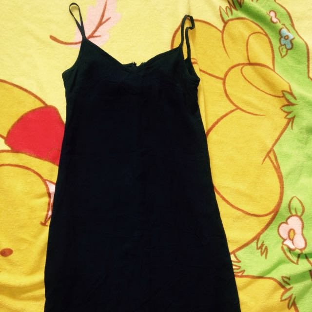 Aut. GAP Black Dress