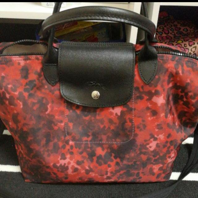 💮 MARK DOWN 💮AUTHENTIC LONGCHAMP RUBY FANTAISIE