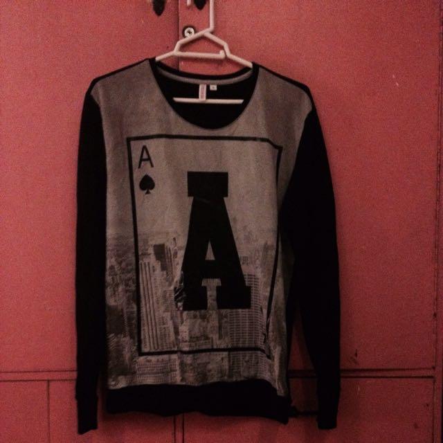 Black Penshoppe Sweatshirt