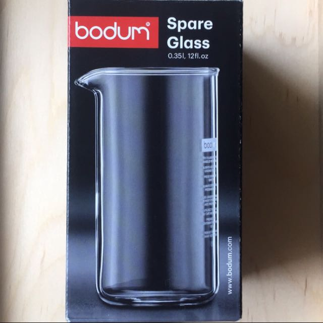 Bodum Spare Glass 350ml 備用玻璃