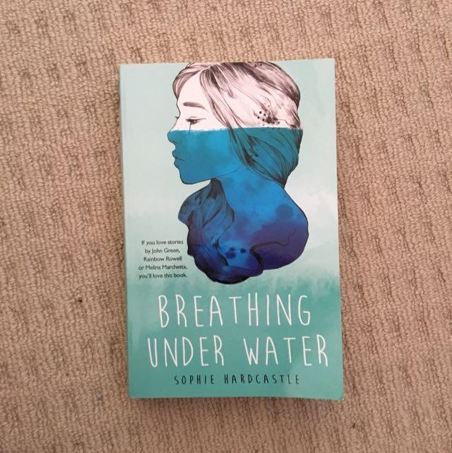 Breathing Underwater Book