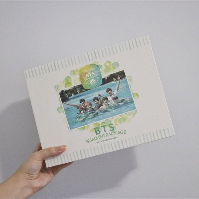 BTS 2015 SUMMER PACKAGE in Kota Kinabalu